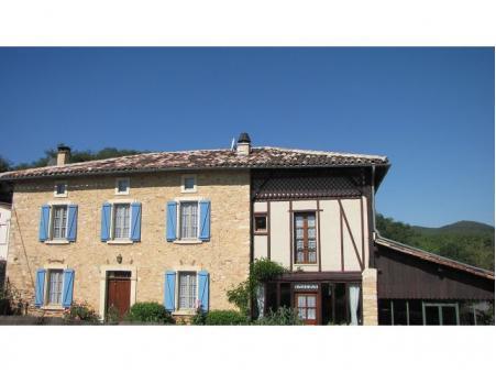 vente maison Mancioux 264800 €