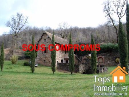 A vendre maison Najac  167 200  €