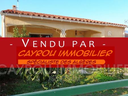 Vente maison Montesquieu des alberes  190 000  €