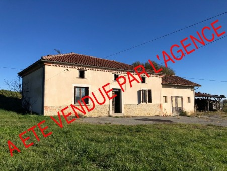 Vente maison L'ISLE EN DODON 89 500  €
