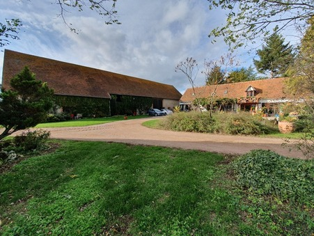 Acheter maison Saint-pourçain-sur-sioule 310 m²  343 200  €