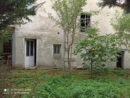 Vente maison PUYLAURENS 35 000  €