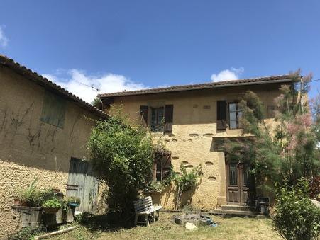 vente maison Boulogne sur gesse  135 000  € 109 m�