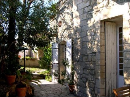 vente maison ARAMON 449000 €