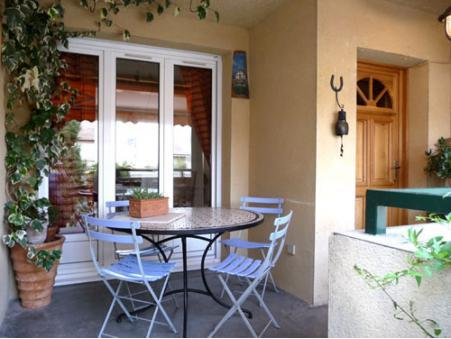 vente appartement VILLENEUVE LES AVIGNON 263000 €