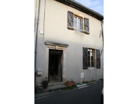 Vends maison AURIGNAC 75 000  €