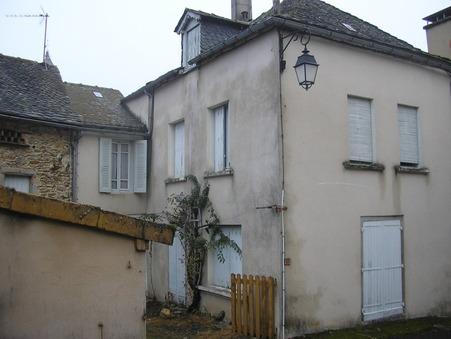 vente maison rieupeyroux 49 000  € 200 m�