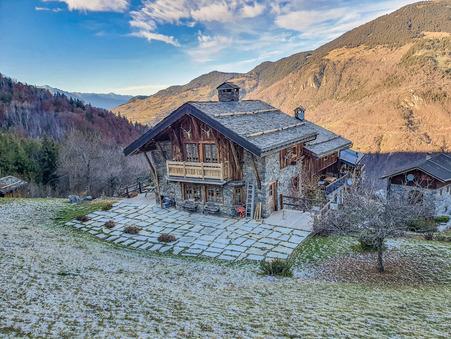 10 vente maison COURCHEVEL 3933000 €
