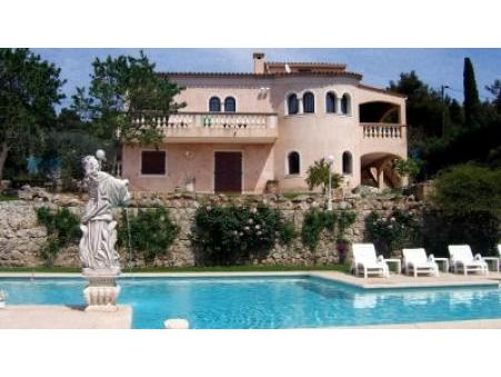location maison la turbie 3 150  € 420 m²