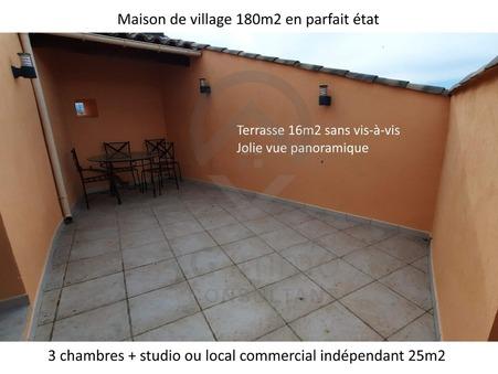 Vends maison LAURENS  182 500  €