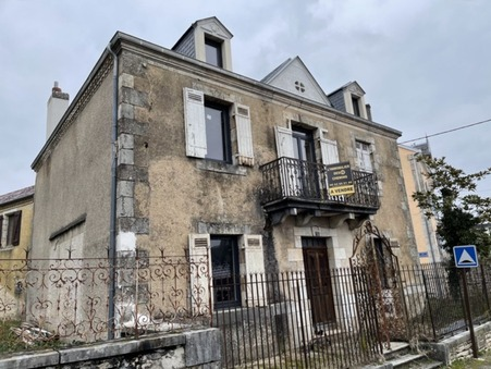 Vends maison THENON 88 000  €