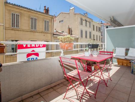 vente appartement marseille 5e arrondissement  260 000  € 75 m²