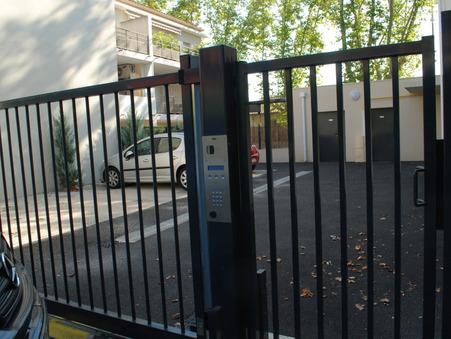 location parking / box avignon 45 €