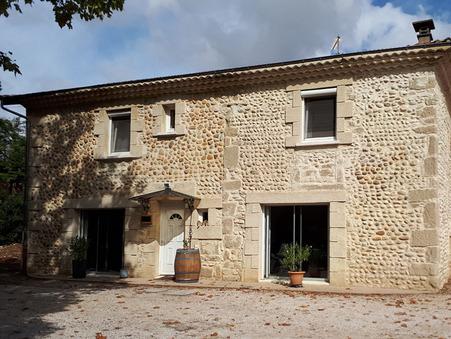 Achat maison saint-marcel-lès-valence  370 000  €