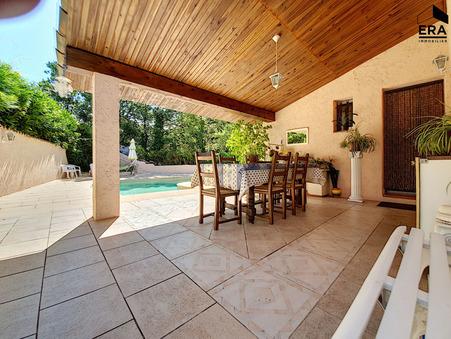 A vendre maison les adrets-de-l'estérel  533 000  €