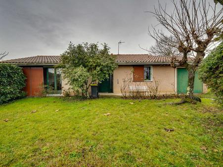 A vendre maison saint-caprais-de-bordeaux  270 000  €