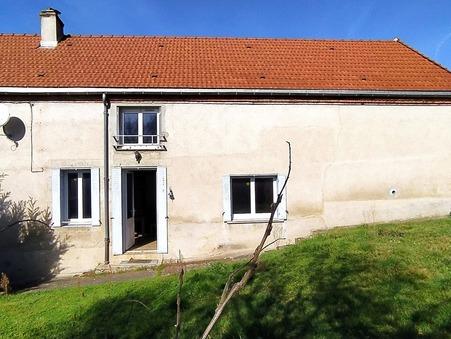 Vente maison Premilhat 121 m² 75 000  €