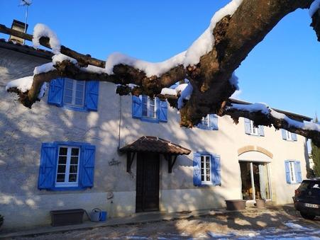 Vends maison Boulogne sur gesse  196 300  €