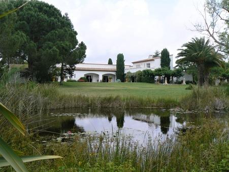 vente maison Mauguio 1 560 000  € 330 m�