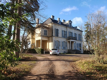 vente maison Lapalisse 587600 €