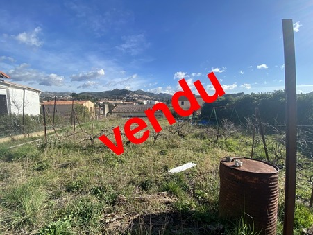 vente terrain ALLAUCH 269000 €