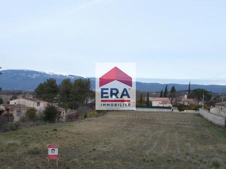 Vendre terrain mormoiron  347 000  €