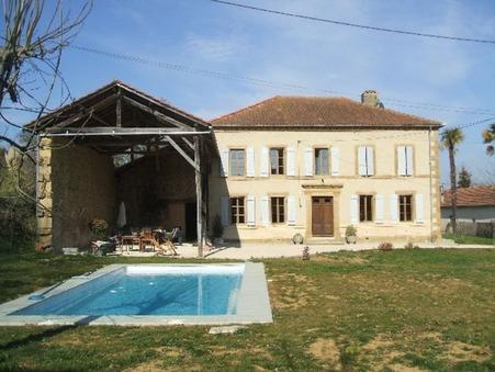 A vendre maison Boulogne sur gesse  316 000  €