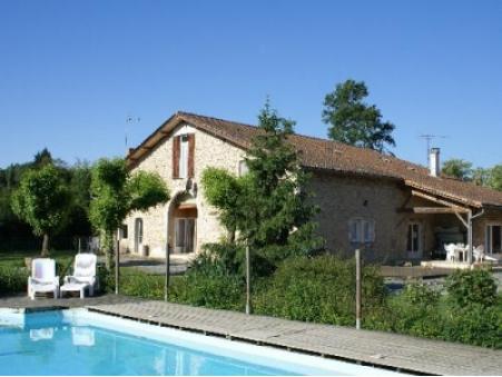 location gite blaignac  460  € 125 m²