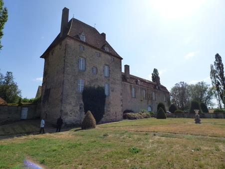 vente chateau NEVERS 1200m2 424000€