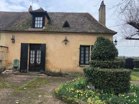 Vendre maison LAMONZIE ST MARTIN  124 200  €
