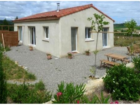 location maison donazac  390  € 96 m²
