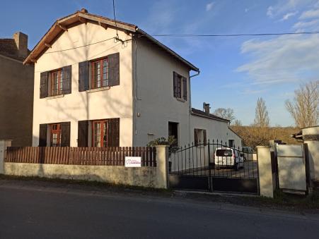 Vente maison SIGOULES  139 750  €