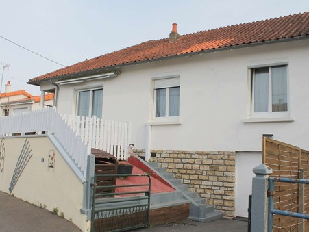 vente maison LA CHATAIGNERAIE 111825 €