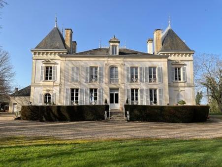 vente chateau BOURGES 500m2 790000€