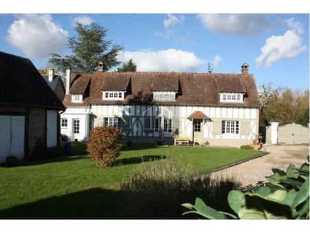 A vendre maison PROCHE SAINT ANDRE DE L EURE 120 m²  249 000  €