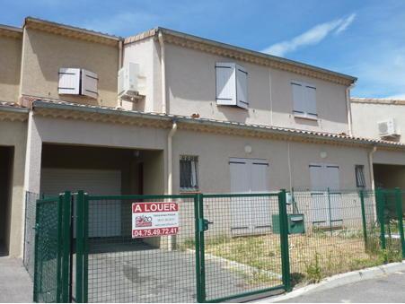 vente maison Vallon pont d arc 109000 €