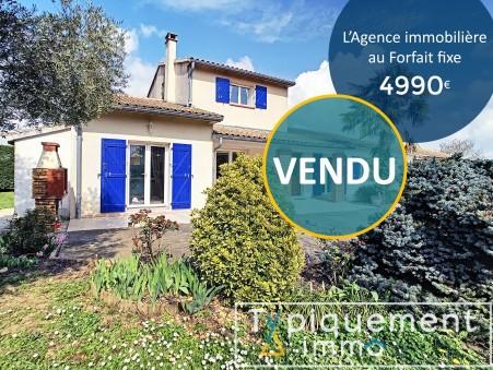 A vendre maison Saint-Jory  394 990  €
