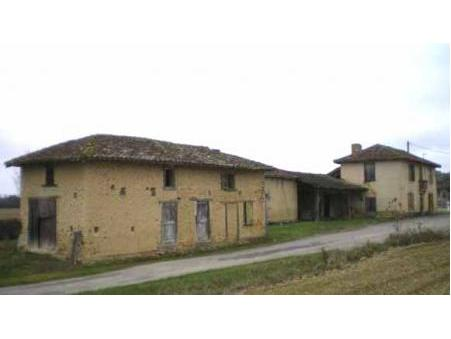 Vends maison L isle en dodon 65 000  €