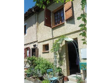 Vends maison L isle en dodon 82 000  €