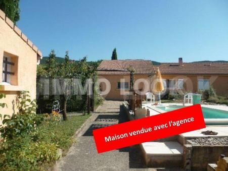 Vente maison Dieulefit  398 000  €