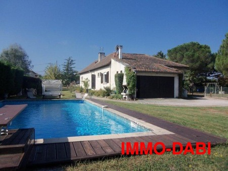 vente maison Saubens 165m2 365000€
