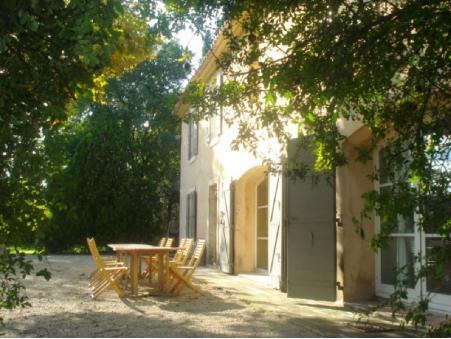 Vente propriete Entre Aix en Provence et Avignon  785 000  €