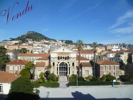 Vente appartement Hyeres 58 m²  230 000  €