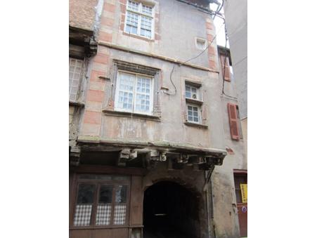 A vendre maison Marcillac vallon 59 000  €