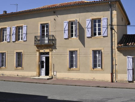 Vendre maison Boulogne sur gesse  262 000  €