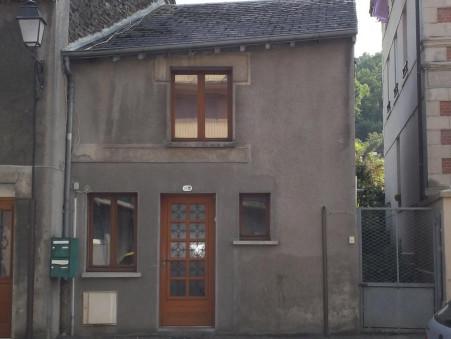 vente maison Bogny sur meuse 0m2 35000€