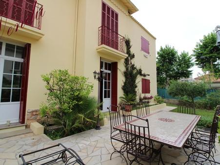 Vente maison Hyeres 180 m²  900 000  €