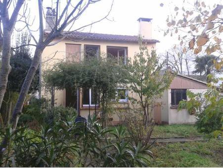 Vends maison TOULOUSE 86 m²  245 000  €