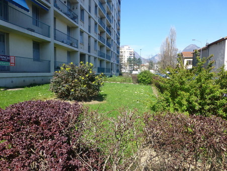 Louer appartement Grenoble 60 m²  680  €