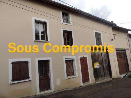 Achète maison La cote st andre  129 000  €